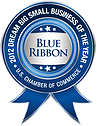 U.S. Chamber of Commerce Dream Big Small Business of the Year, Blue Ribbon Award